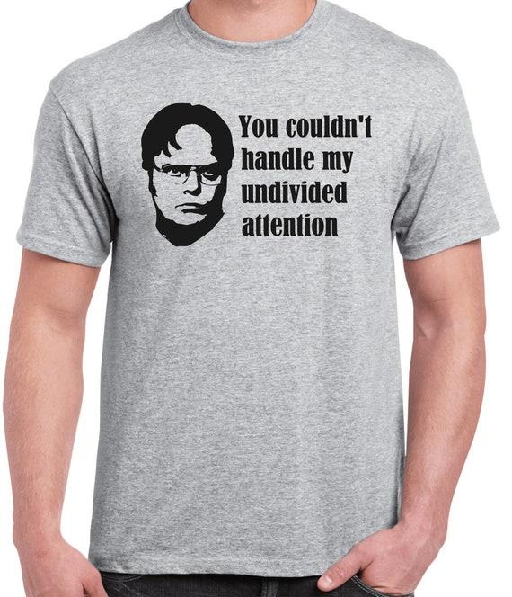 4f2573fc1 Dwight Schrute Shirt Funny Dwight Schrute TV Show Shirt | Etsy