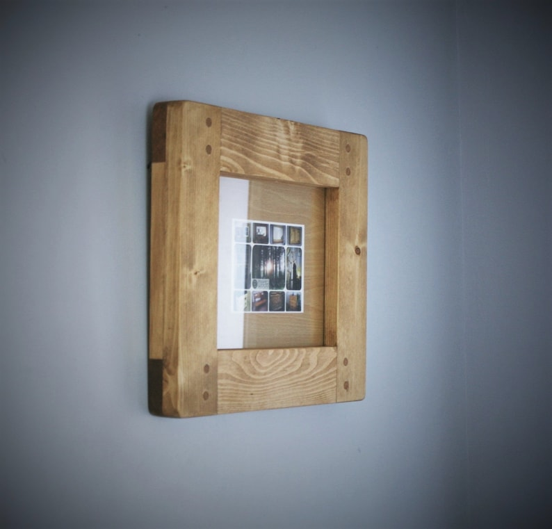 wooden picture & photo frame 10 X 8 inch image high quality image 0