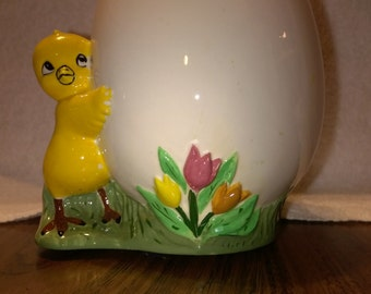 Vintage Easter Candy Dish/Bowl