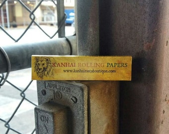 Kanhai Rolling Paper/Cigarette Paper/King Size/Slow Burning/2, 4, 6 Booklets