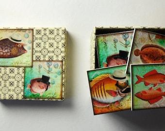 memory game fisheyes steampunk matching game