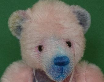 """OOAK Artist Bear """"Hodgepodge"""""""