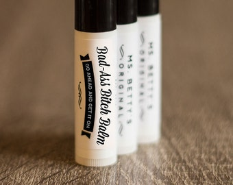 One tube of Ms. Betty's Original Bad-Ass Bitch Balm - All Natural