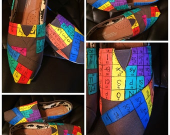 Periodic table toms etsy popular items for periodic table toms urtaz Images