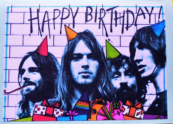 Pink Floyd Birthday Card Gallery Btc Ex