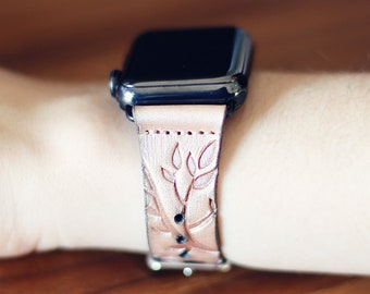 iwatch leather band f82d3fb50