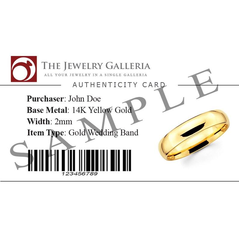 10K Solid White Gold 6mm Milgrain High Polish Comfort Fit Wedding Band Ring