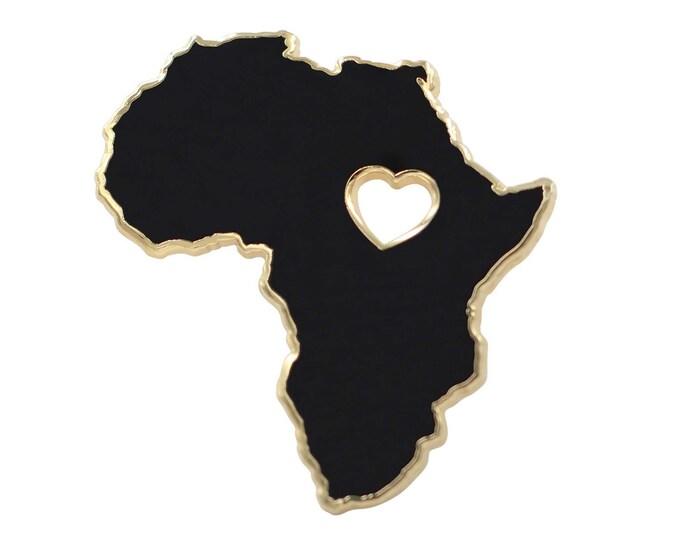 Custom Africa Purse