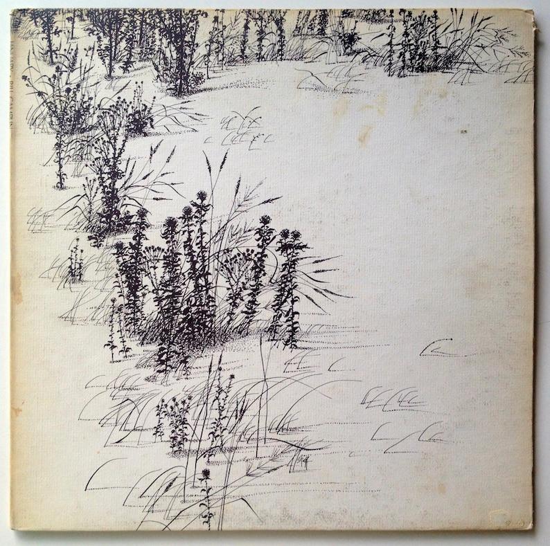 Bill Camplin - January LP Vinyl Record Album, Tool Room Records - 101,  Folk, 1973, Wisconsin Private Pressing