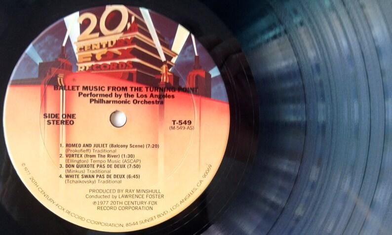 The Turning Point LP Vinyl Record Album 20th Century Fox