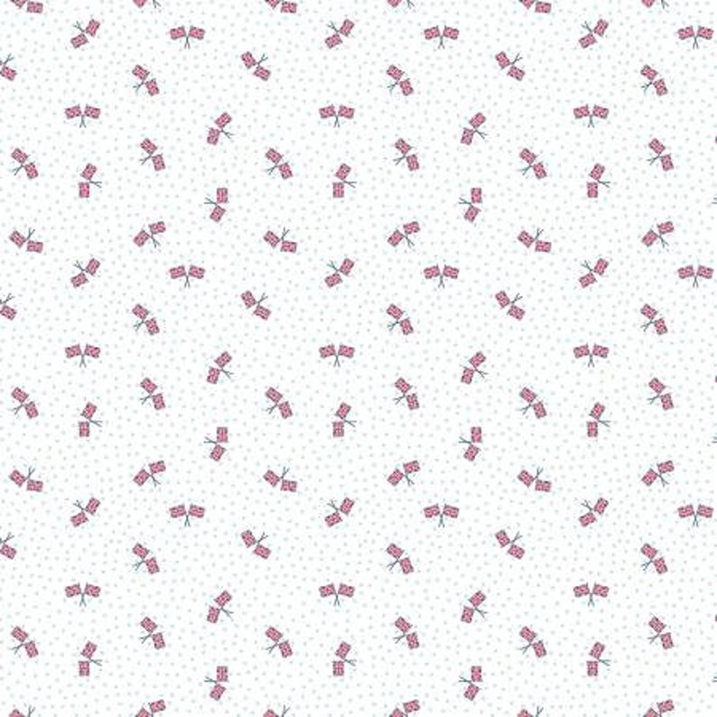 Notting Hill Union Jack in White by Amy Smart for Riley Blake Designs 12 yard