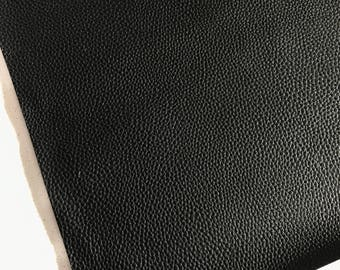 Thick Black Leatherette 1.2mm Thickness A3, A4, A5 Sheets