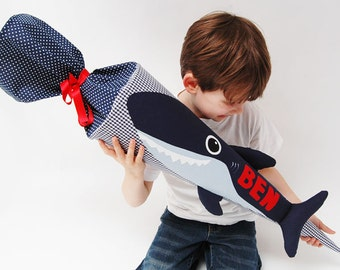 school cone shark