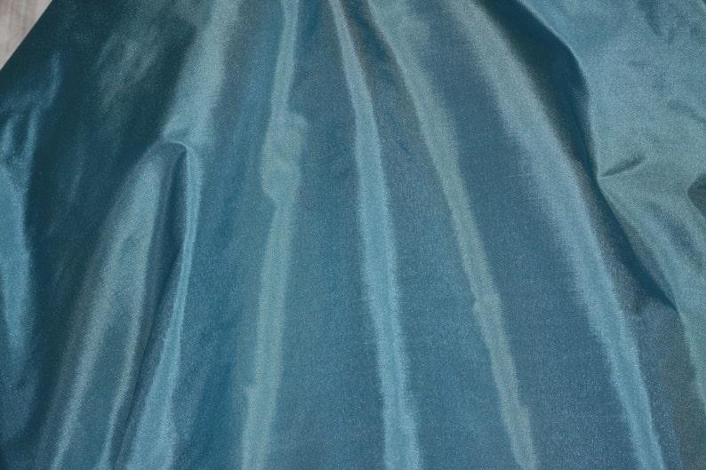 """By The Yard 44/"""" Wide 100/% Silk Fabric TS-7318 Cream Tissue Taffeta Silk"""