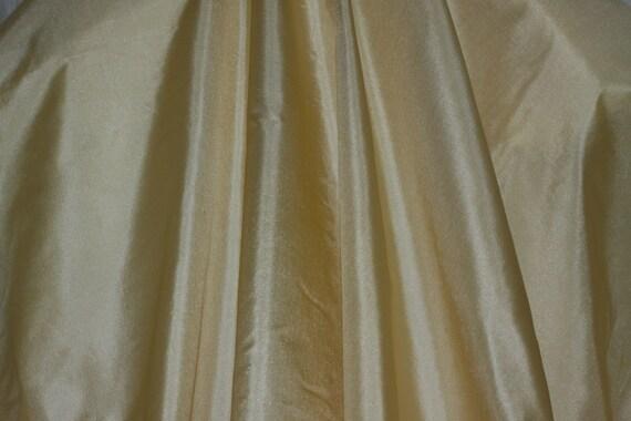 """100/% Silk Fabric TS-7326 44/"""" Wide By The Yard Blue//Fuchsia Tissue Taffeta"""