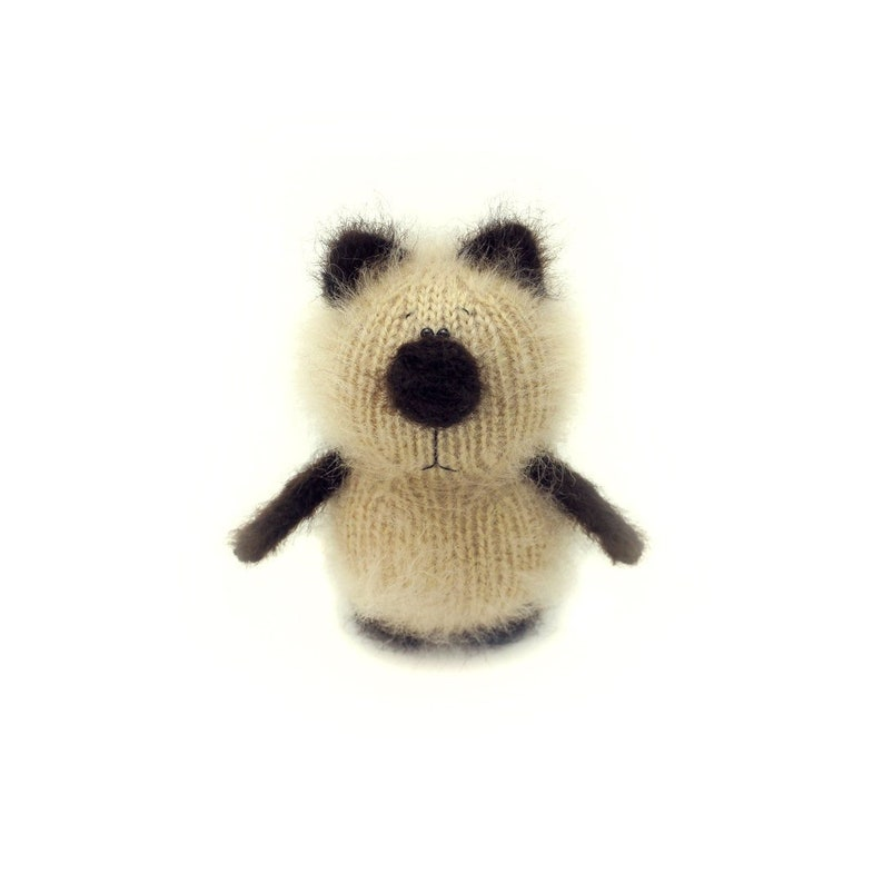 Amigurumi Siamese cat | Pattern included in the
