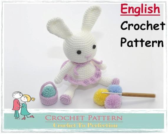 Bunny Amigurumi - Free Easter Pattern | Craft Passion | 456x570