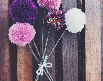 Handmade Faux Flowers