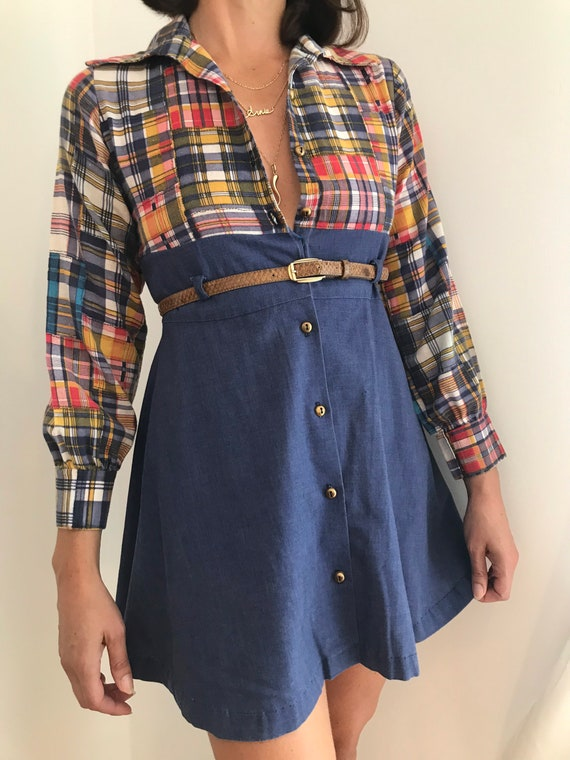 Denim and Patchwork Oh My!