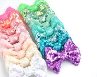 Summer - MINI- Sparkle Bow
