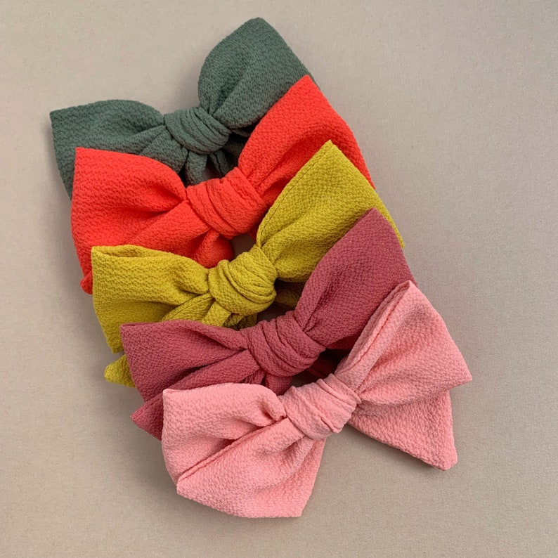 Crepe Fall Bow image 0