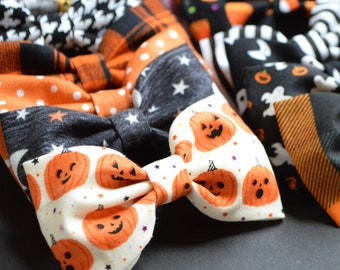 Halloween Mini Bows