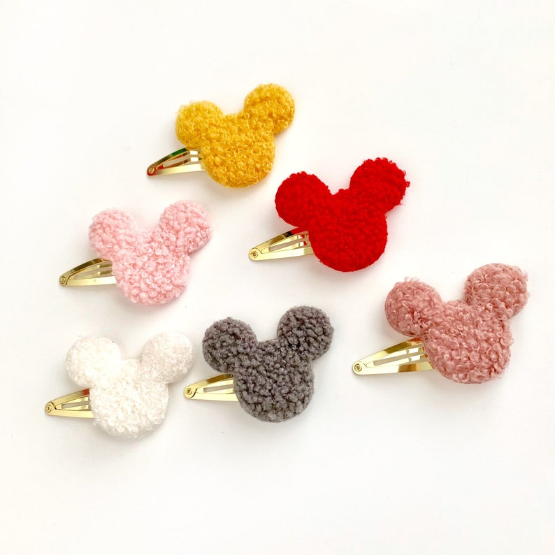 Curly Mickey Clip image 0