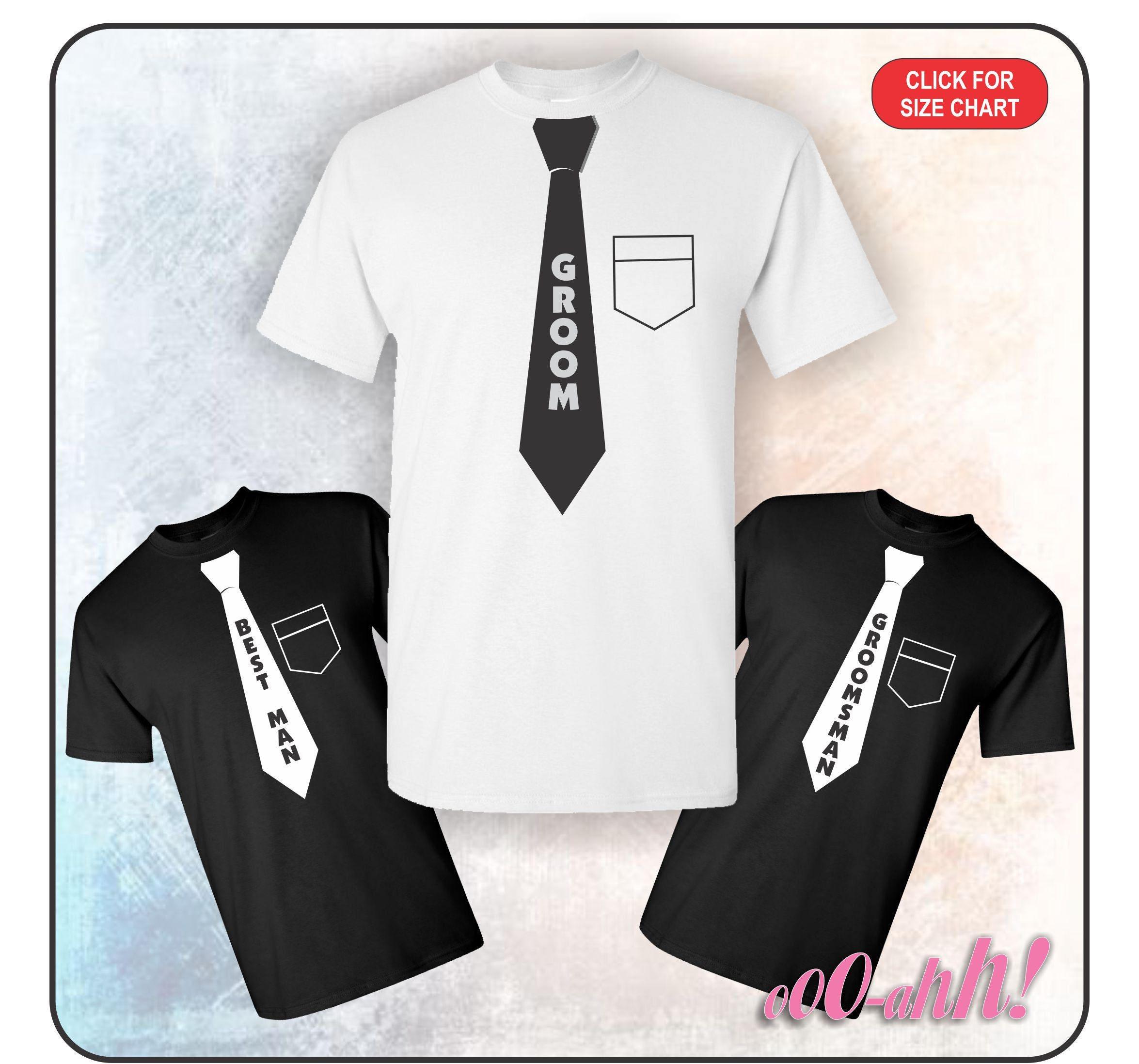 53dd1f7b Bachelor Party Shirts Groom Best Man Groomsmen custom | Etsy