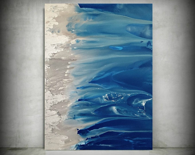 Large Original Abstract Painting On Canvas, Contemporary Wall Art, Extra Large Wall Art, Abstract on Canvas, Original Paintings, Modern