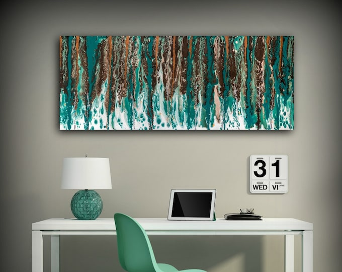 Abstract Painting, Giclee Print, Abstract Landscape, Modern Wall art, Abstract Art Print, Fine Art Print, Modern Art, Abstract Tree Painting
