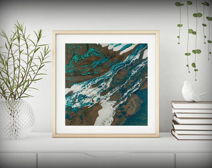 Modern Abstract Wall Art, Large Abstract Wall Art, Neutral Wall Art Modern Prints Abstract Wall Art, Zen Art Minimal Wall Print by Lis Scott