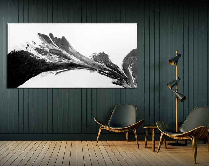 Stormy Collection 36 x 72""