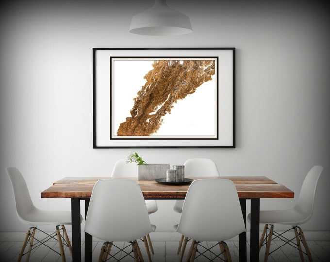 Large Art Print, Canvas Art Abstract, Livingroom Art Print, Canvas Painting Print, Copper Wall Art Print, Gallery Wall Print Art, Wall Decor