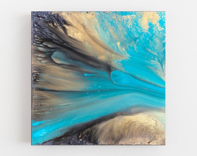 Coastal Abstract Painting #1167