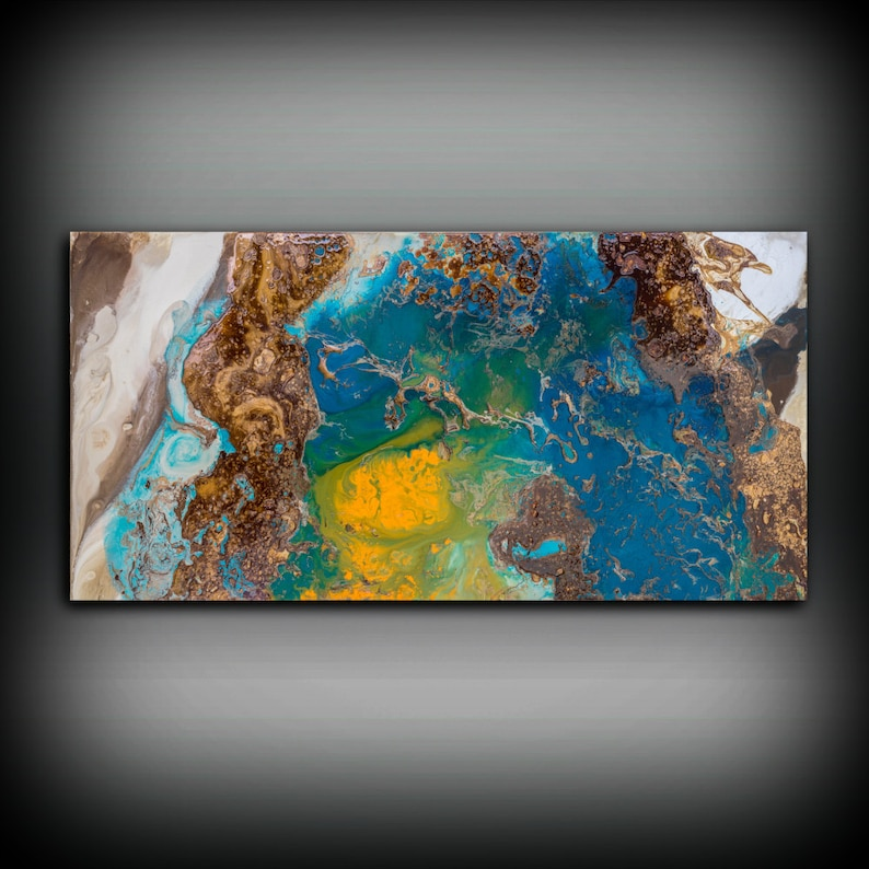 Abstract Fine Art Print Abstract Print from original Abstract image 0