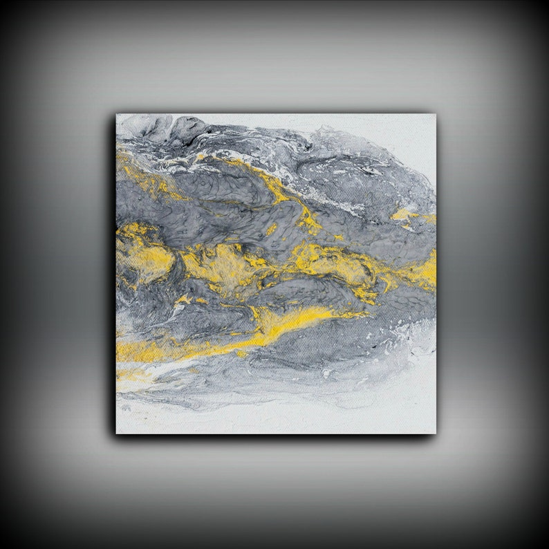 Art Painting Acrylic Paintings Abstract Small Wall Art Canvas image 0