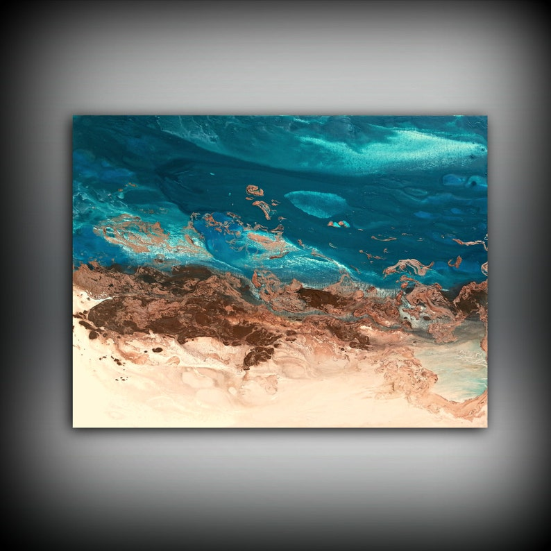 Art Painting ORIGINAL Painting Acrylic Painting Abstract image 0