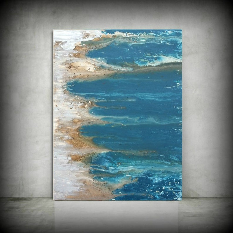 ORIGINAL Painting Art Painting Acrylic Painting Abstract image 0