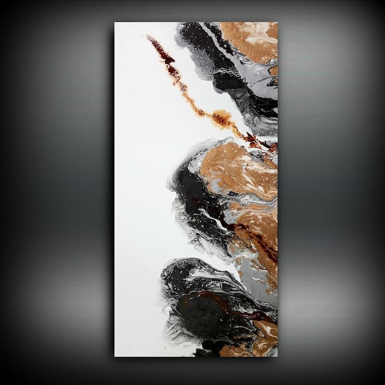 Abstract Art Original Painting Canvas Painting Modern Art image 0