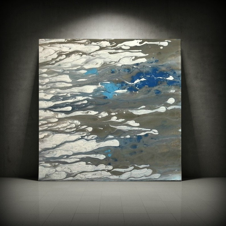 Art Painting Acrylic Painting Abstract Painting Small Wall image 0