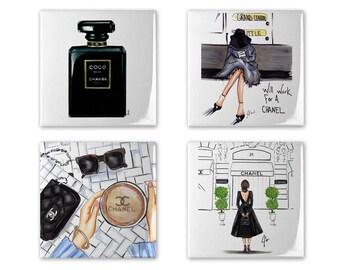 Designer Coaster Set of 4