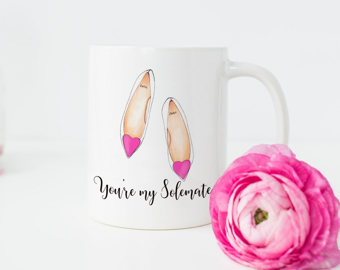 Featured listing image: You're My Solemate  (MUG)
