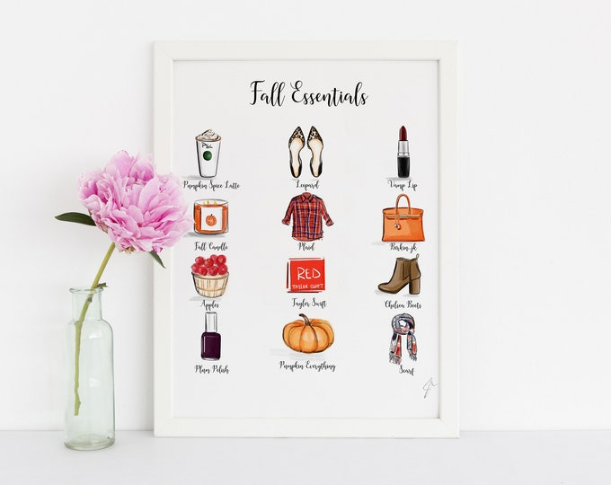 Featured listing image: Fall Essentials