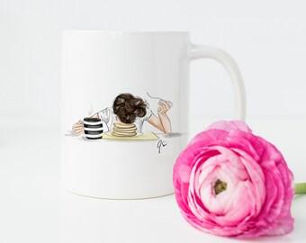 Pancakes (mug)