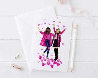 I love you this much (Valentine's Day Card)