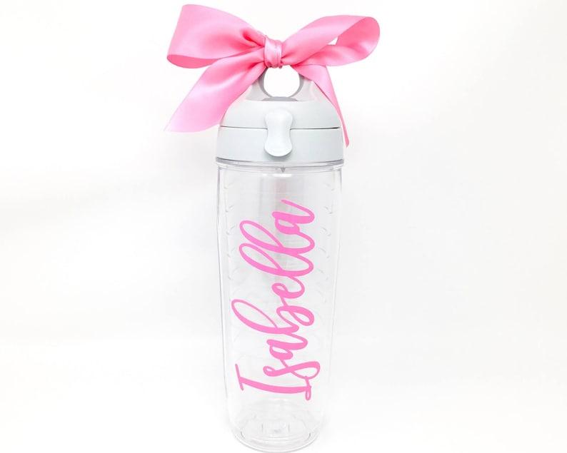 778dbd8b29d Personalized Name Tervis Tumbler Water Bottle 24oz Custom | Etsy