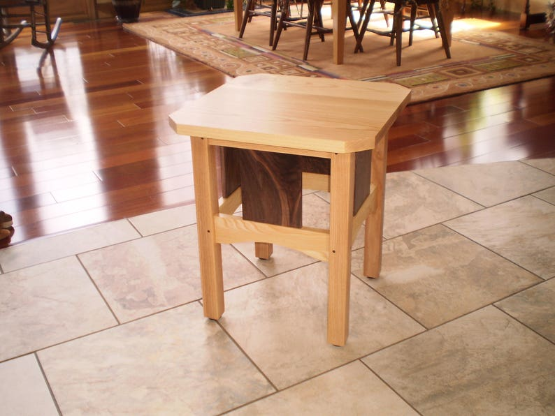 Stickley Model 562 Table with a Modern Twist