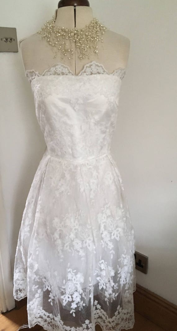 Vintage Lace Wedding Dress, Plus size Wedding Dres