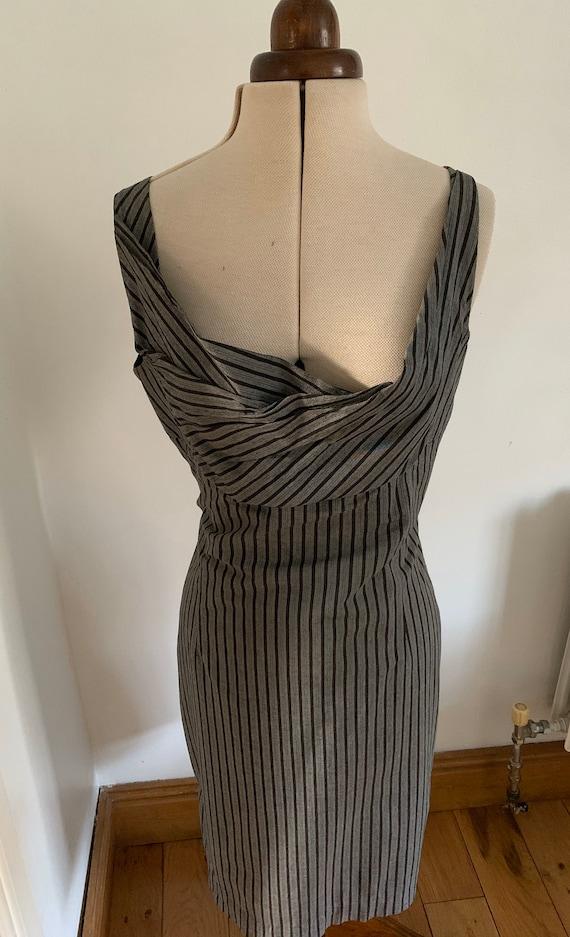 Vintage Vivienne Westwood Wiggle Dress