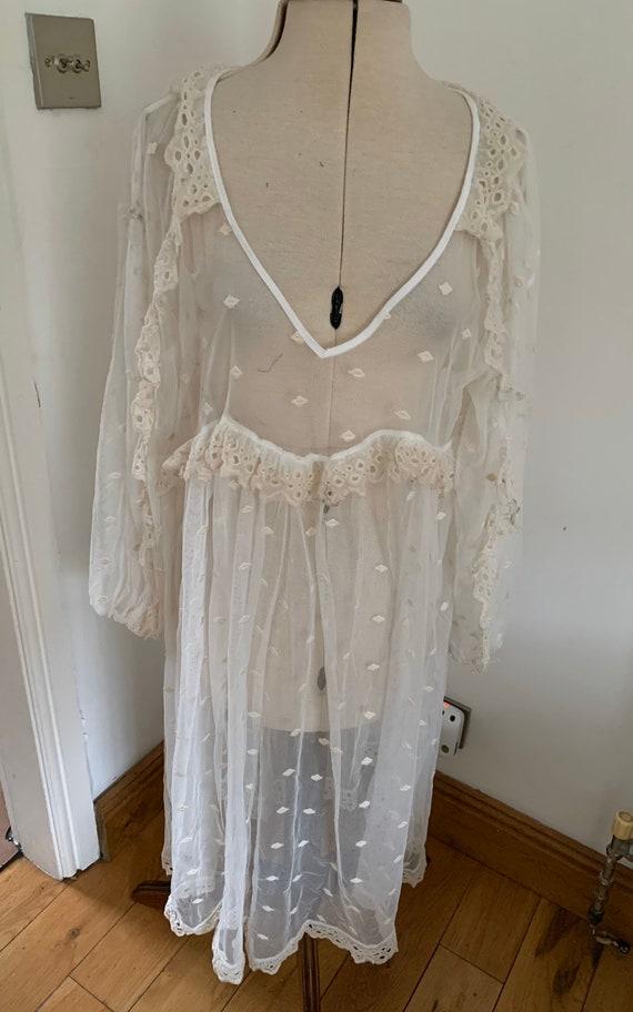 Lace Dress, Beach Wedding, Beach Dress